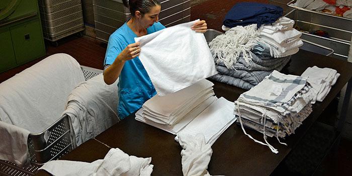 lavaggio lana per materassi